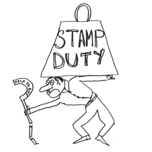 Stamp Duty Crushes